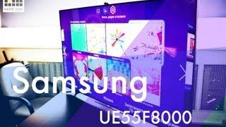 Samsung UE55F8000 - Обзор Smart TV - keddr.com