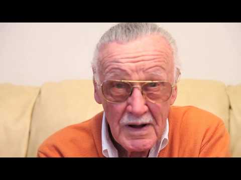 Stan Lee Marvel Comics Legend Introduces New YouTube Channel - World of Heroes