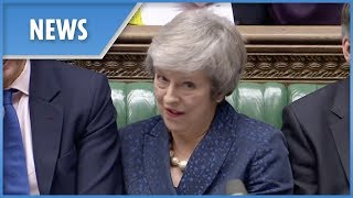 Jeremy Corbyn attacks Theresa May during PMQs - THESUNNEWSPAPER