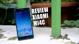 Review Xiaomi Mi4c Indonesia