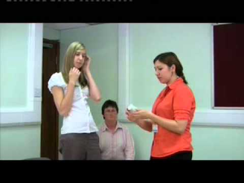 Direct Observation of Procedural Skills (DOPS) 2 - Example