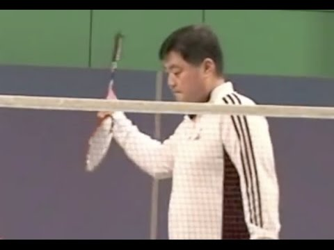 Badminton Footwork Training (2) How to Develop the Speed of Start Step