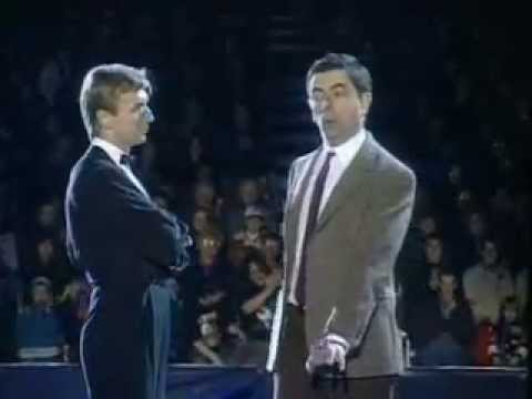Mr. Bean - Ice Rink