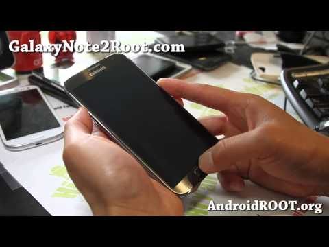 How to Root SPRINT Galaxy Note 2!