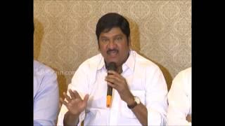 Rajendra Prasad press meet - idlebrain.com - IDLEBRAINLIVE