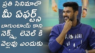 Bellamkonda Sai Srinivas About His Previous Movies | TFPC - TFPC