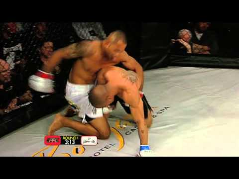 Jonavin Webb - Pro Debut at CFFC 14