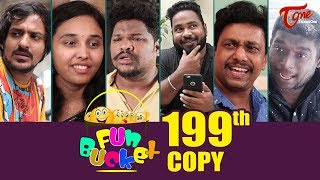 Fun Bucket | 199th Episode | Funny Videos | Telugu Comedy Web Series | Harsha Annavarapu | TeluguOne - TELUGUONE