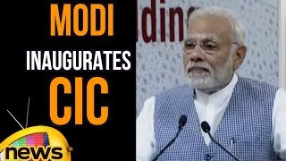 Narendra Modi Inaugurates Central Information Commission In New Delhi | Mango News - MANGONEWS