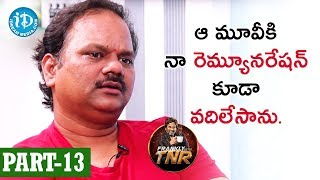 Director V N Aditya Exclusive Interview Part #13 | Frankly With TNR | Talking Movies With iDream - IDREAMMOVIES