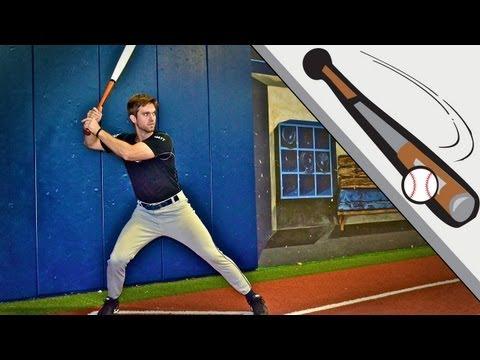 Baseball Hitting Secrets - The Motion Drill