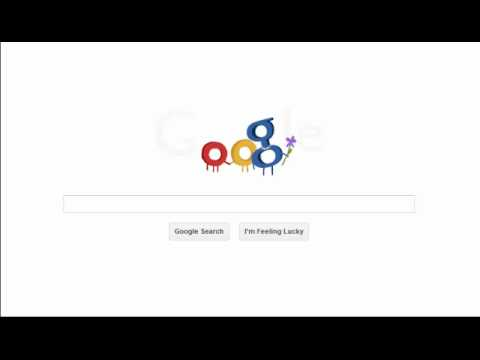 Mother's Day Google Logo (Doodle)