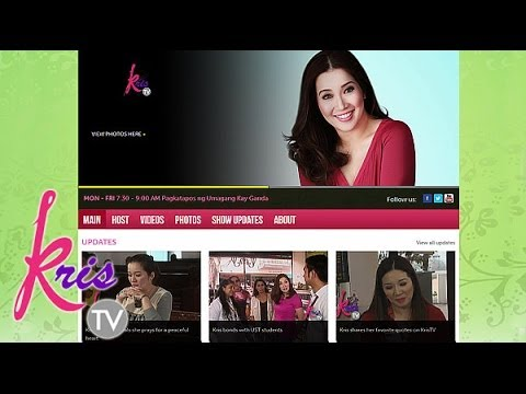 Visit the KrisTV website