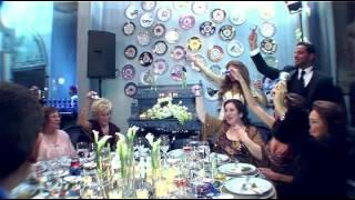 شاهد.. لقطات تعرض للمرة الأولى من حفل زفاف نيكول سابا