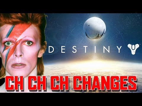 Big Changes for Destiny