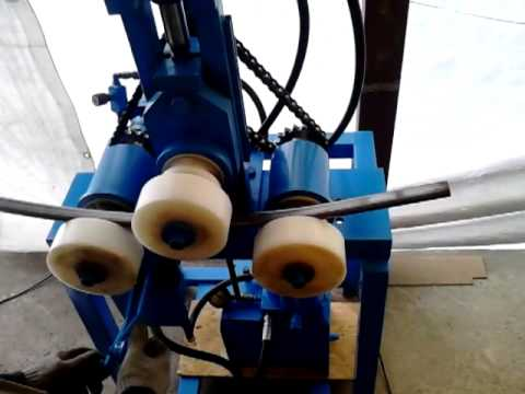 roladora de perfiles hidraulica