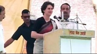 Priyanka Gandhi breaks her silence on Robert Vadra - NDTV