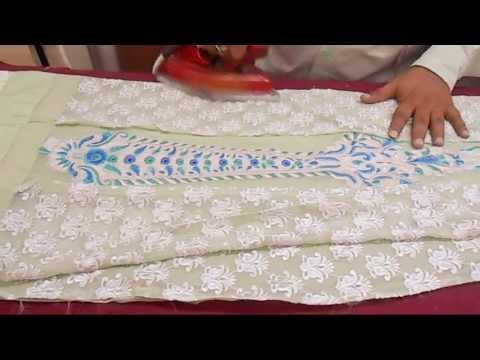 Simple Kameez Cutting With Lining - How To Cut Basic Suit With Lining/Tutorial/ Salwar