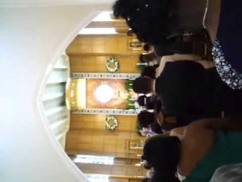 Gabe & Carlita Ceremony at St. Thomas the Apostle
