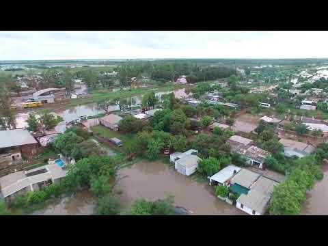 Villa Minetti | Emergencia hídrica