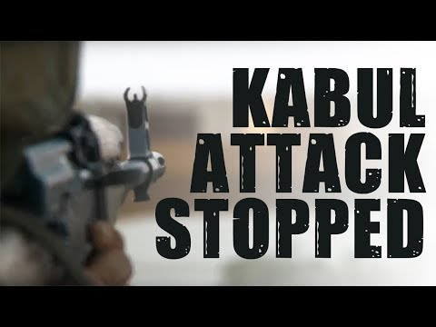 NATO in Afghanistan - Coalition Forces stop Kabul attack (w/subtitles)