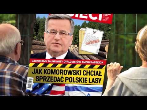 Negatywny spot Andrzeja Dudy.