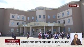 В Ленгере десятки школьников остаются в больнице после отравления газом