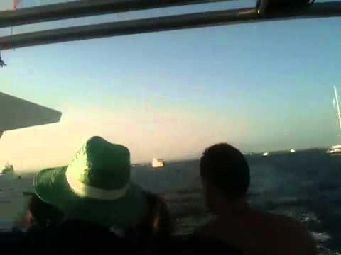 Na Fuerteventurze Phoenix2 jacht Jana Kulczyka wzbudzał sensację i aplauz wśród imprezowiczów