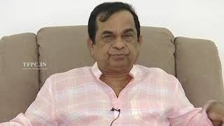 Brahmanandam about Desam lo Dongalu Paddaru | TFPC - TFPC