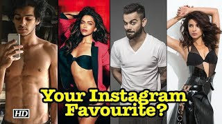 Who is your Instagram Favourite- Deepika, Virat or Priyanka? - IANSLIVE