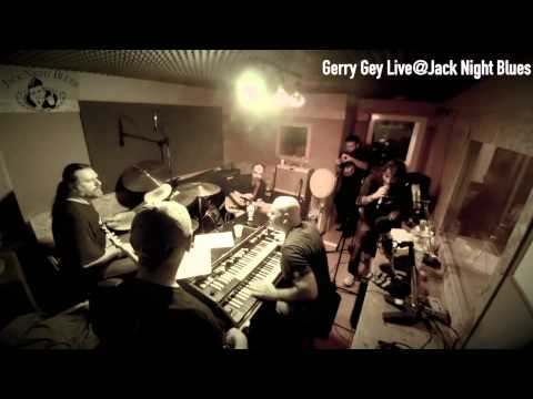 Gerry Gey live@Jack Night Blues Rocknrollradio.it