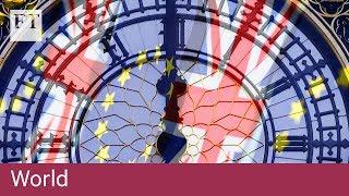 Brexit timeline - a calendar of uncertainties - FINANCIALTIMESVIDEOS