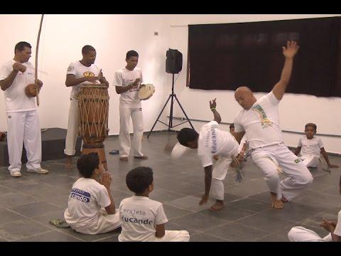 TV Costa Norte - Atividades do Dia da Consciência Negra em Bertioga