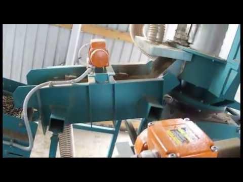 Fabrica productie peleti
