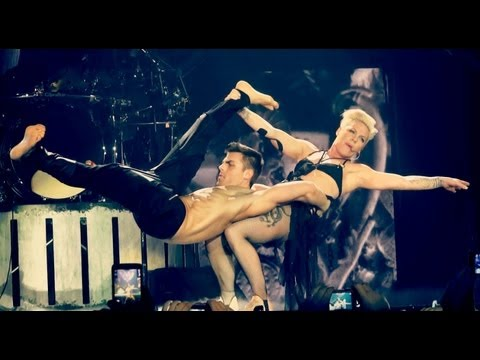 P!NK - TRY - THE TRUTH ABOUT LOVE TOUR - MUNICH GERMANY MAY 19