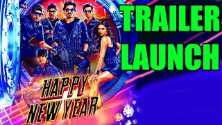 Happy New Year Movie - Trailer Launch of the film - EXCLUSIVE