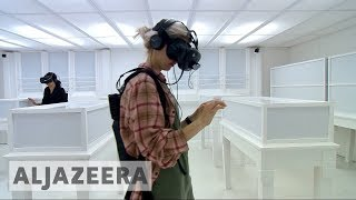 UK's first virtual reality art space opens in London - ALJAZEERAENGLISH