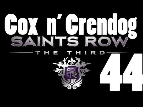 Saints Row the Third Part 44 SUPER AWESOME FUNTIME JOY SHOW