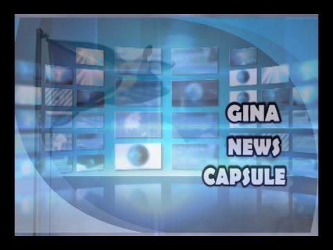 GINA NEWS Capsule Ep  22