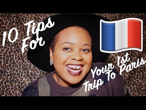 10 Tips For Your 1st Trip To Paris