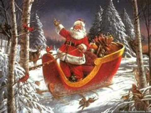 Santa Gey Gezunderheit (go in good health).wmv