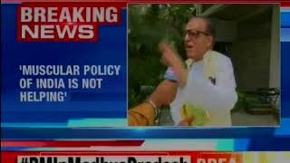 Congress Leader Saifuddin Soz backs his comment, says Congress must stand with me - NEWSXLIVE
