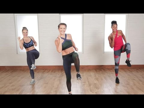 No-Run Cardio Workout to Burn Calories | Class FitSugar