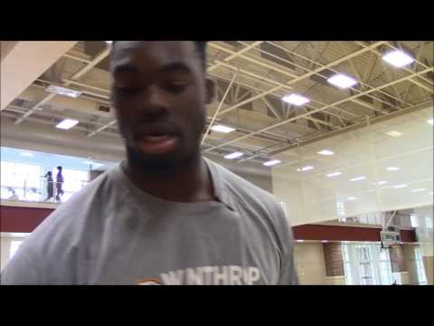 How to Shoot a Layup with Duby Okeke