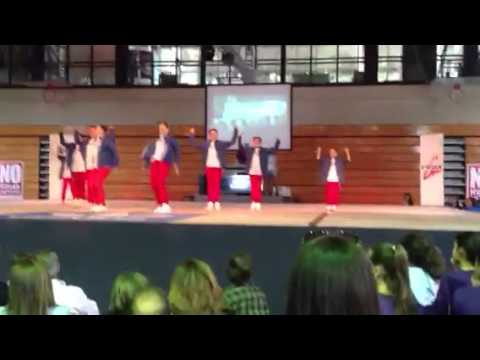 FLAVA CREW!!! HIP HOP INTERNATIONAL 2nd Place -