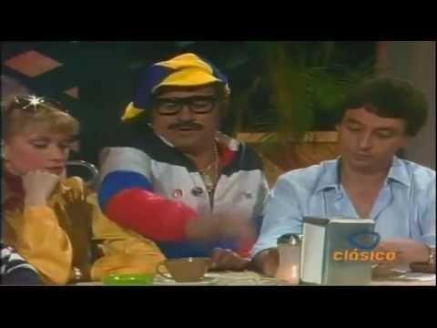 El Simpatias con Alejandro Suarez