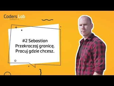 Historia Sebastiana, który znalazł w Belgii zatrudnienie jako programista