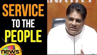 BJP Governance means Nation first and service to the people, Says Bhupender Yadav   Mango News - MANGONEWS