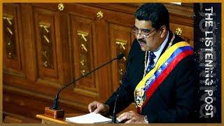 Less paper, more Maduro: Vanezuela's media crisis | The Listening Post (Full) - ALJAZEERAENGLISH