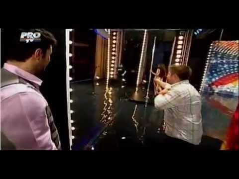 Romanii Au Talent 2012 - Dans la Bara (Larisa Bercea) - Romanii au Talent Sezonul 2